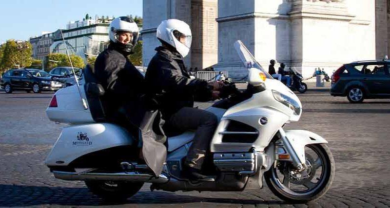 3 raisons de réserver un taxi moto gare d'Austerlitz